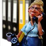 6 Tipps, um die Sekretärin zu überzeugen