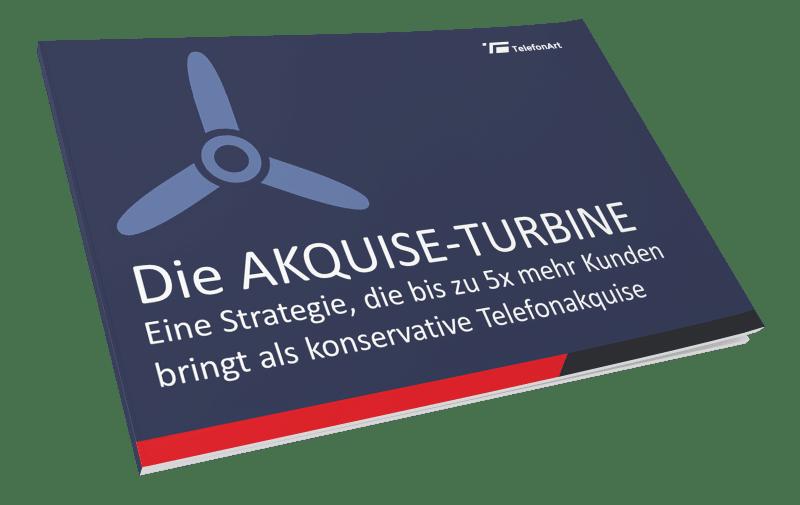 Akquise Tools: Eine Turbine für mehr Kunden